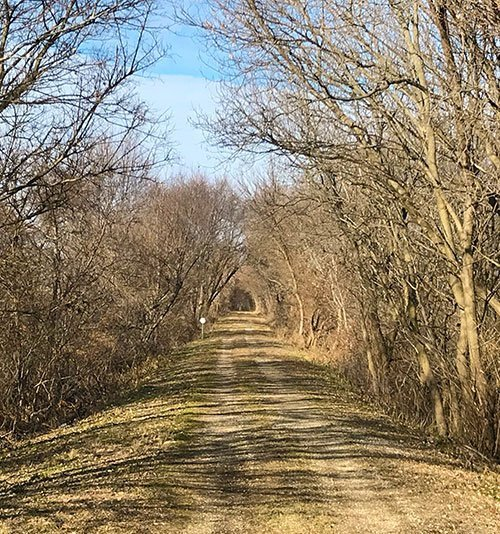 The Joe Stengel Trail